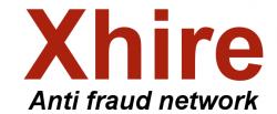 XHire Logo